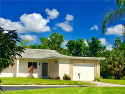 Photo of 8617 Granada CT, FORT MYERS, FL 33907 (MLS # 218068112)