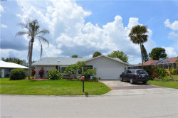 Photo of 6340 P G A DR, NORTH FORT MYERS, FL 33917 (MLS # 219042412)