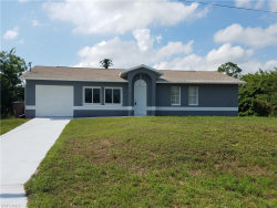 Photo of 1018 Manikin S AVE, LEHIGH ACRES, FL 33974 (MLS # 219068670)