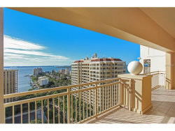 Tiny photo for 1111 Ritz Carlton Drive, Unit PH-1804, SARASOTA, FL 34236 (MLS # A4140984)