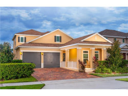 Photo of 8746 Lookout Pointe Drive, WINDERMERE, FL 34786 (MLS # O5542471)