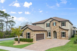 Photo of 8269 Lookout Pointe Drive, WINDERMERE, FL 34786 (MLS # O5562118)