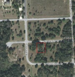 Photo of 375 W Park Street, LAKE HELEN, FL 32744 (MLS # O5565344)