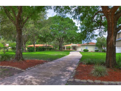 Photo of 3327 Lake Padgett Drive, LAND O LAKES, FL 34639 (MLS # T2888724)
