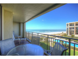 Photo of 1430 Gulf Boulevard, Unit 412, CLEARWATER BEACH, FL 33767 (MLS # U7791561)