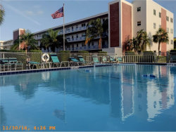 Photo of 5555 Gulf Boulevard, Unit 402, ST PETE BEACH, FL 33706 (MLS # U7795389)