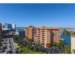 Photo of 530 Gulfview Boulevard S, Unit 705, CLEARWATER BEACH, FL 33767 (MLS # U7809721)