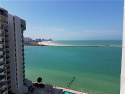 Photo of 440 S Gulfview Boulevard, Unit 1401, CLEARWATER BEACH, FL 33767 (MLS # U7814370)