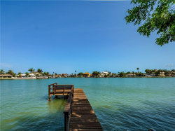 Photo of 17081 Dolphin Drive, NORTH REDINGTON BEACH, FL 33708 (MLS # U7820979)