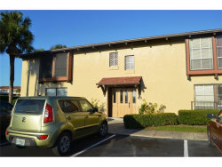 Photo of 556 Plaza Seville Court, Unit 107, TREASURE ISLAND, FL 33706 (MLS # U7822151)