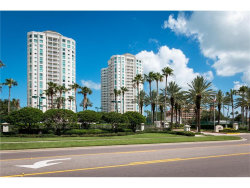 Photo of 1180 Gulf Boulevard, Unit 1505, CLEARWATER, FL 33767 (MLS # U7823705)