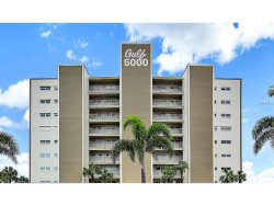 Photo of 5000 Gulf Boulevard, Unit 103, ST PETE BEACH, FL 33706 (MLS # U7827431)