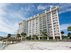 Photo of 675 S Gulfview Boulevard, Unit 1203, CLEARWATER BEACH, FL 33767 (MLS # U7829220)