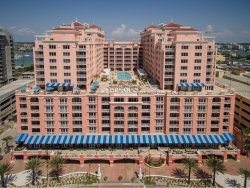 Photo of 301 S Gulfview Boulevard, Unit 602, CLEARWATER BEACH, FL 33767 (MLS # U7834628)
