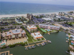 Photo of 5353 Gulf Boulevard, Unit B101, ST PETE BEACH, FL 33706 (MLS # U7834899)