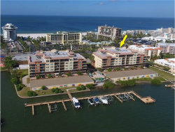Photo of 5301 Gulf Boulevard, Unit C303, ST PETE BEACH, FL 33706 (MLS # U7835621)
