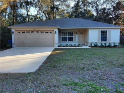 Photo of 1458 15th Street, ORANGE CITY, FL 32763 (MLS # V4722507)