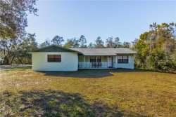 Photo of 630 Cracker Avenue, OSTEEN, FL 32764 (MLS # V4722567)