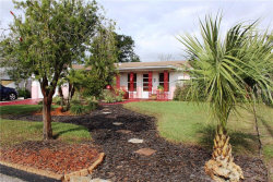 Photo of 7541 Birchwood Drive, PORT RICHEY, FL 34668 (MLS # W7636154)