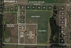 Photo of 402 Prestonwood Polo Drive, Lot 3, Oak Point, TX 75068 (MLS # 13575574)