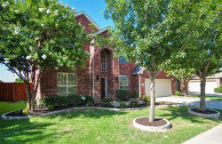 Photo of 837 Gladewater Drive, Frisco, TX 75033 (MLS # 13628690)
