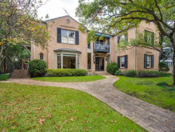 Photo of 4508 Westway Avenue, Highland Park, TX 75205 (MLS # 13641730)