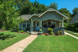 Photo of 3816 Calmont Avenue, Fort Worth, TX 76107 (MLS # 13642023)