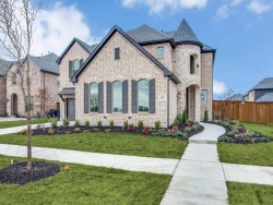 Photo of 16229 Moss Haven Lane, Frisco, TX 75068 (MLS # 13655784)