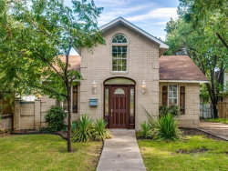 Photo of 5704 Pershing Avenue, Fort Worth, TX 76107 (MLS # 13656974)