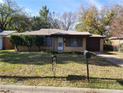 Photo of 321 Harmon Road, Hurst, TX 76053 (MLS # 13668166)