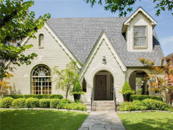 Photo of 4044 Stanford Avenue, University Park, TX 75225 (MLS # 13676448)