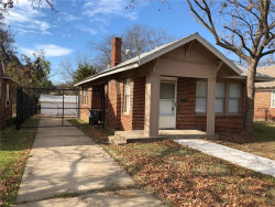 Photo of 823 S Montclair Avenue, Dallas, TX 75208 (MLS # 13677463)