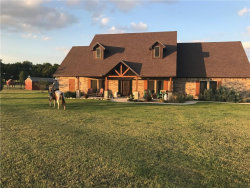 Photo of 510 County Road 247 Road, Valley View, TX 76272 (MLS # 13691139)