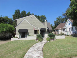 Photo of 1906 Tremont Avenue, Fort Worth, TX 76107 (MLS # 13694741)