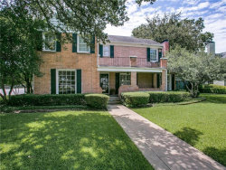 Photo of 4101 Hanover Street, University Park, TX 75225 (MLS # 13695980)