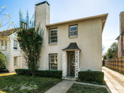Photo of 4327 Glenwick Lane, University Park, TX 75205 (MLS # 13696431)