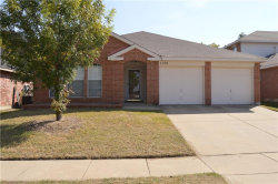 Photo of 1101 Iron Horse Drive, Saginaw, TX 76131 (MLS # 13715583)