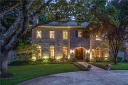Photo of 3225 Marquette Street, University Park, TX 75225 (MLS # 13724226)