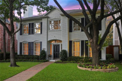 Photo of 2812 Milton Avenue, University Park, TX 75205 (MLS # 13725951)