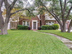 Photo of 3617 Bellaire Drive S, Fort Worth, TX 76109 (MLS # 13734180)