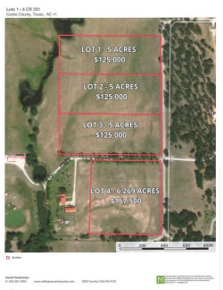 Photo of Lot 1 CR 251, Valley View, TX 76272 (MLS # 13736292)