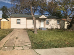 Photo of 435 Goodyear Street, Irving, TX 75062 (MLS # 13742103)