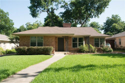 Photo of 6358 Marquita Avenue, Dallas, TX 75214 (MLS # 13744464)