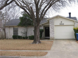 Photo of 5512 Ramsey Drive, The Colony, TX 75056 (MLS # 13752458)