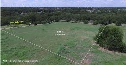 Photo of 180 Lost Valley Drive, Lot 1, Lucas, TX 75002 (MLS # 13755372)