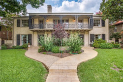 Photo of 4546 Westway, Unit A, Highland Park, TX 75205 (MLS # 13759578)