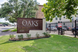 Photo of 4535 Live Oak Street, Unit 109, Dallas, TX 75204 (MLS # 13760370)