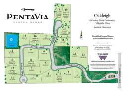 Photo of 301 Oakleigh Lane, Lot 3, Colleyville, TX 76034 (MLS # 13766246)