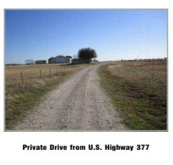 Photo of n/a Hwy 377 Freeway, Pilot Point, TX 76258 (MLS # 13771903)