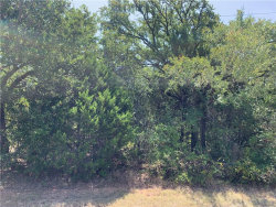Photo of 18009 Southhill Drive, Lot 9, Whitney, TX 76692 (MLS # 13776221)